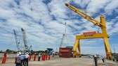 Hau Giang Port aims at handling 1 million tons of goods
