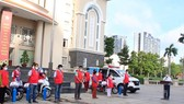 Thu Duc City launches mobile vaccination team