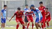 Đội tuyển U23 Việt Nam đang tích cực chuẩn bị cho nhiều giải quan trọng trong năm nay. Ảnh: MINH HOÀNG