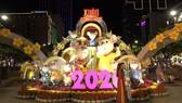 Đường hoa Nguyễn Huệ xuân Canh Tý 2020 chính thức đón khách du xuân