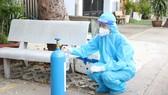 """Khai trương trạm bơm oxy ở quận 7 hỗ trợ """"ATM oxy"""""""