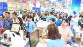 Các sản phẩm ngoại theo chân nhà bán lẻ nước ngoài  vào thị trường Việt Nam