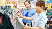 Nhiều sản phẩm Việt có chất lượng tốt giúp giữ thị phần tiêu thụ nội địa và gia tăng xuất khẩu