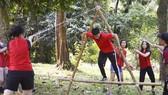 Hoạt động ngoại khóa giúp rèn tinh thần đồng đội và kỹ năng sống của học sinh khối 11 Trường Quốc tế Bắc Mỹ (SNA)