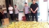 Số lượng ma túy lên đến hàng tấn do các đối tượng người Đài Loan cầm đầu