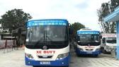 Hàng chục tài xế xe buýt lãn công đòi quyền lợi
