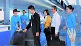 Triển khai dịch vụ hỗ trợ hành khách đi máy bay