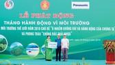 10.300 cây xanh đến với Thái Nguyên