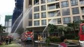 Thực tập phương án chữa cháy, cứu nạn ở chung cư