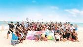 Đoàn khách BenThanh Tourist tại Phan Thiết