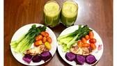 Thực đơn giảm cân theo phương pháp Eat Clean