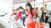 Thịt mát sạch và an toàn thu hút sự quan tâm của người mua