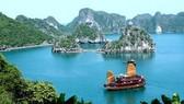 Ha Long Bay in Quang Ninh Province