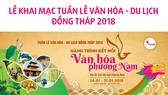 Dong Thap Tourism and Culture Week opens