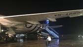 Vietnam Airlines, Jetstar Pacific and Vietjet Air reschedule flights on August 17 as a result of Typhoon Bebinca. (Photo: laodong.com.vn)