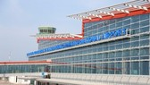 Van Don International Airport has completed 95 percent of its total construction works. (Photo: vtv.vn)