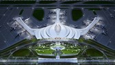 Design of Long Thanh International Airport  (Photo: ACV)