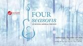 Classical guitar concert presented by Vietnamese-Australian artist