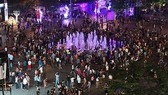 New Year's Eve countdown to be held in Nguyen Hue walking street