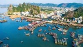 Van Don is targeting becoming one of the nicest cities for living in the Asia-Pacific region by 2050. (Photo: cafefland.vn)