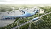 A design of Long Thanh international airport (Source: mt.gov.vn)