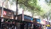 HCMC Book Street (Photo: KK)