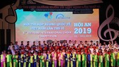A performance at the opening ceremony (Photo: Sggp)