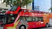 HCMC: Open-air double-decker city tour rolls out
