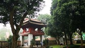 The Temple of Literature in Hanoi (Source: VNA)