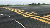 Downgraded runways in Noi Bai Airport