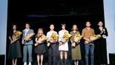 Designers participate in the show (Photo: SGGP)