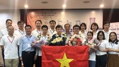 Vietnamese students win four gold medals at the 52nd International Chemistry Olympiad.