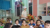 The day care service in nursery schools in HCMC will start on September 7. (Photo: SGGP)