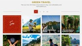 Website promoting Vietnamese sustainable tourism to foreign visitors launched