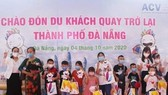 Da Nang welcomes first group of tourists after over two months
