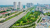 The eastern part of HCMC where Thu Duc City is proposed to be established