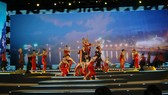 An art performance in the opening ceremony (Photo: daknong.gov.vn)
