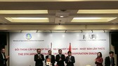 At the signing ceremony of an agreement on technological cooperation between the two ministries in the framework of the 5th Japan-Vietnam Agricultural Cooperation Dialogue (Photo: VNA)