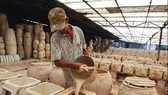 Traditional pottery-making craft in Binh Duong Province
