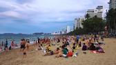 A beach in Nha Trang City (Photo: SGGP)
