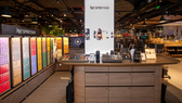 A new Nespresso Boutique store opens in HCMC.