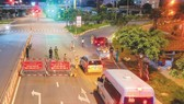 HCMC imposes stricter travel measures for controlling the spread of Covid-19. (Photo: SGGP)