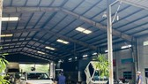 Vehicles are inspected  at a Motor Vehicle Registration and Inspection Center in the city. (Photo: SGGP)