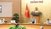 PM Pham Minh Chinh at the event (Photo: VNA)