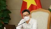 Deputy Prime Minister Vu Duc Dam (Photo: SGGP)