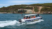 Khanh Hoa Province's sea and island tour attract many visitors.
