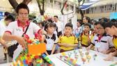 Ngày hội học sinh tiểu học chung tay vì nguồn nước sạch