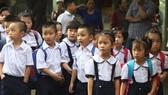 Trường THPT chuyên Trần Đại Nghĩa sẽ bắt đầu nhận hồ sơ đăng ký thi khảo sát năng lực đầu vào lớp 6 từ ngày 31-5.