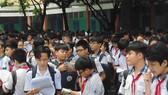 TPHCM: Hướng dẫn chấm điểm môn thi Tiếng Anh kỳ thi tuyển sinh lớp 10 năm học 2018-2019