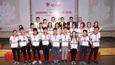"""20 sinh viên xuất sắc được nhận học bổng """"Chung một ước mơ"""" năm 2018"""